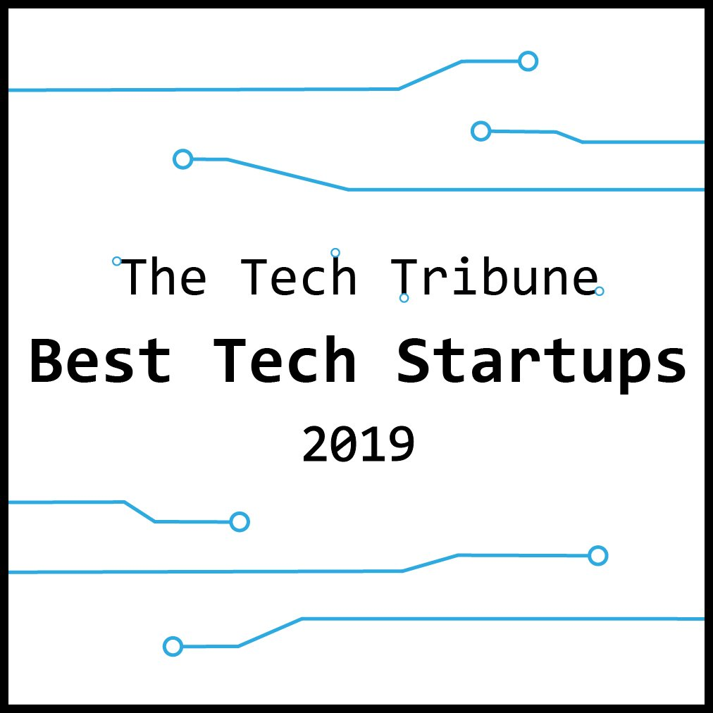 2019-Best Tech Startup-Badge