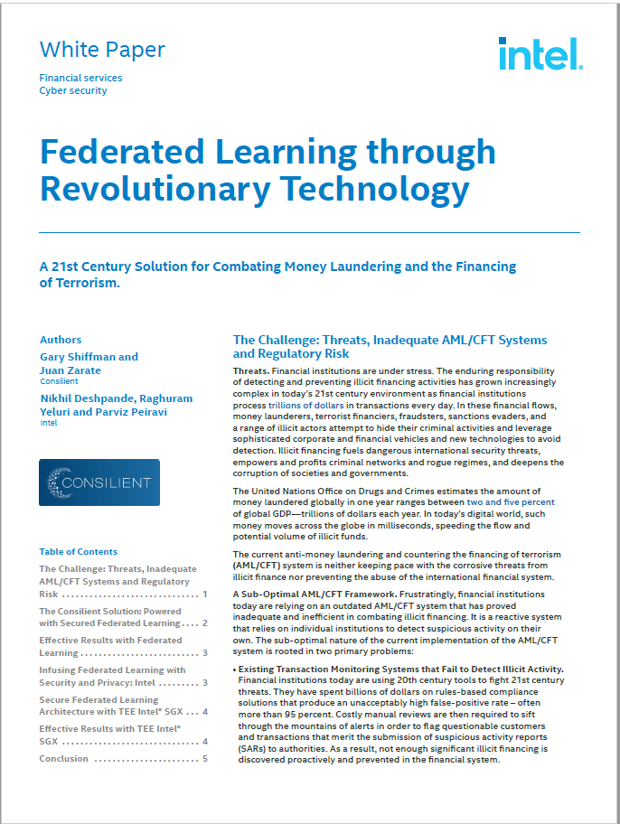 Federated Learning through Revolutionary Technology